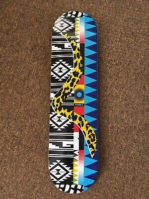 "Rare Stacks Reese Forbes Skateboard Deck 8"" Element Stussy Nike SB"