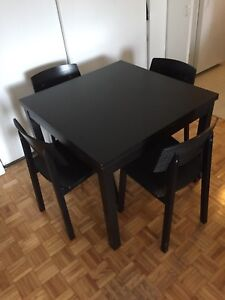 Table Extendable Table