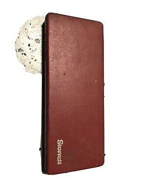 Starrett No. 120 A 6 Dial Caliper In Original Case
