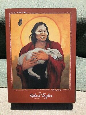 Robert Taylor Collection American Native Artwork 20 Greeting Card Set New