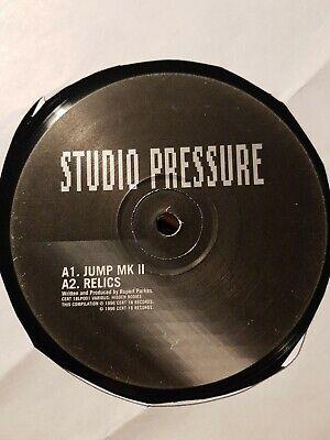 """HIDDEN ROOMS LP 2X12"""" - STUDIO PRESSURE SOUNDS OF LIFE KLUTE MOTIVE ONE CERT18"""