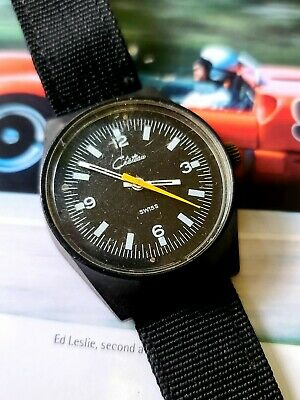 Vintage Chateau Diver Watch Automatic Swiss Made 1960's  Antimagnetic 12008/508
