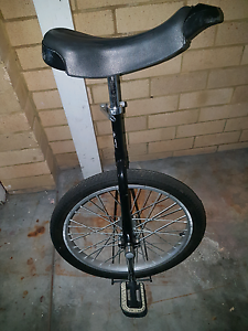 Unicycle hardly used Cessnock Cessnock Area Preview