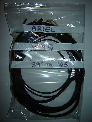 Ariel W/NG WNG 350 350cc OHV WD WW2 Wiring Harness Loom
