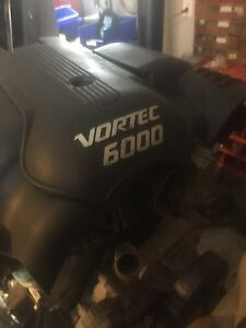 LS truck intake cover