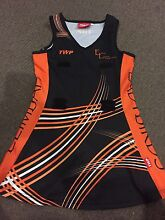 Elimbah ladybirds netball dress size 10 Caboolture Caboolture Area Preview
