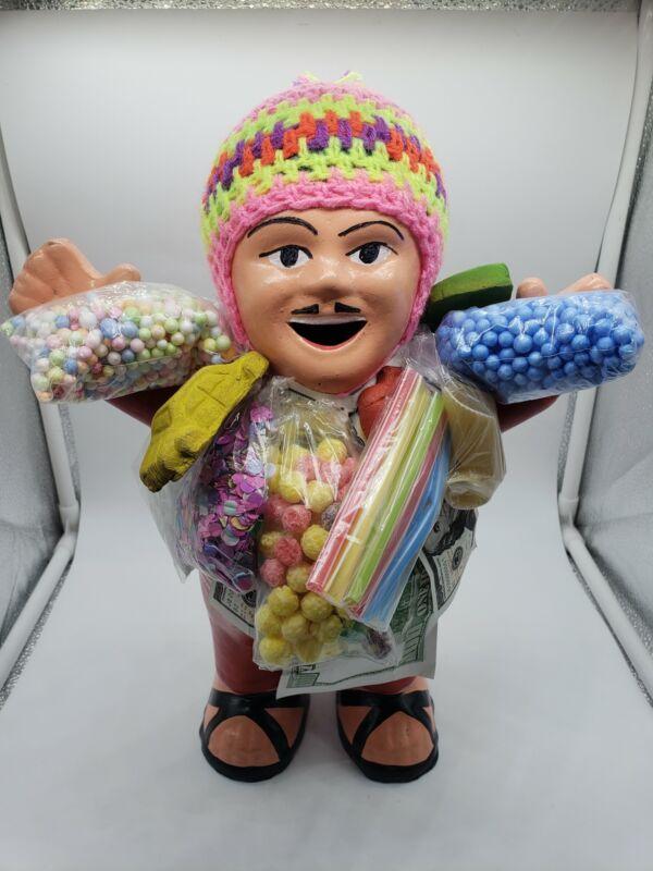 Large Ekeko Doll imported (Peru)