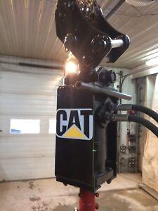Tarière hydraulique pour pelle mécanique 1900$ valeur 6200$