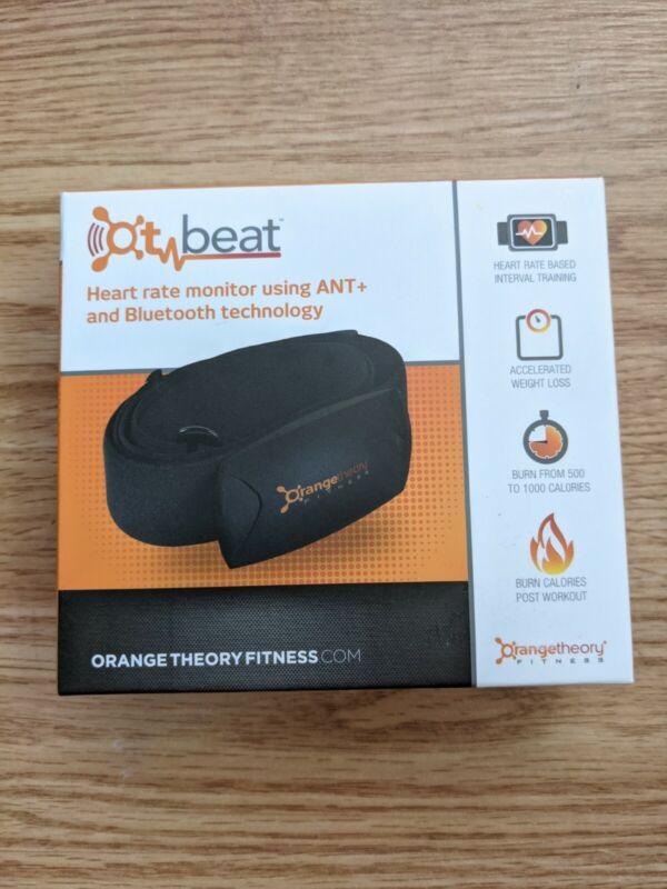 ORANGE THEORY Fitness OT Beat Heart Rate Monitor Strap Size Lg