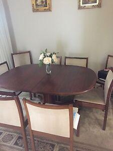 Dining Suite (Jarrah) Morley Bayswater Area Preview