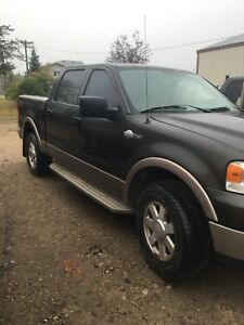 2005 Ford F-150 crew king ranch