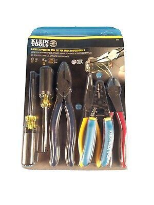 6-piece Apprentice Tool Set Factory Sealed Brand New Klein Tools Free Ship Now