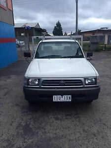 Toyota Hilux Tipper with RWC n REGO Campbellfield Hume Area Preview