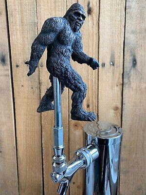 Bigfoot Beer Keg Tap Handle For Kegerator Sasquatch Yeti Pull Knob (Beer Tap Handle Kegerator)