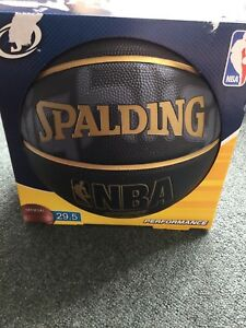 Ballon Spalding NBA highlight 29.5""