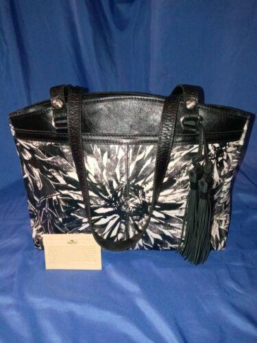 PATRICIA NASH Handbag Sunflower Otavia  Pattern Satchel Shou