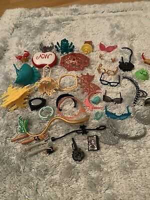 monster high accessories lot