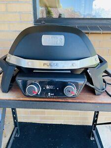 Weber Pulse 2000 Grill