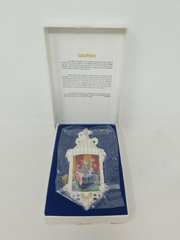 Disney WDCC DUMBO 1995 Collectors Society Ornament w/ Box & COA Mint Condition