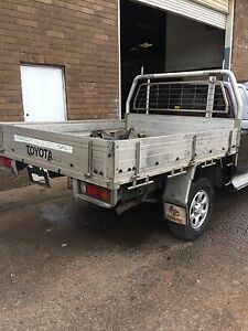 Toyota Hilux Extra Cab Alloy Tray Prestons Liverpool Area Preview
