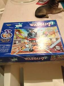 Wasjig Jig saw puzzle Mystery 1 Noosaville Noosa Area Preview