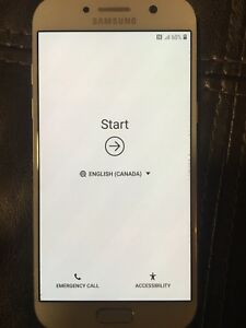 Samsung A5 (2017) 32GB UNLOCKED LIKE NEW