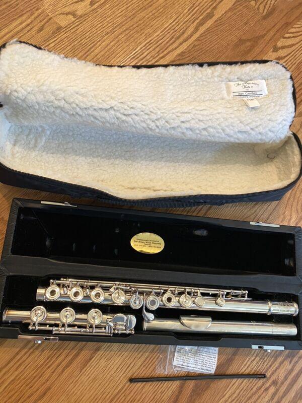 MIYAZAWA HANDMADE PA302 Intermediate Flute w/ CASE