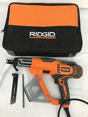 Ridgid R6791 3 In. Drywall And Deck Collated Screwdriver Vg