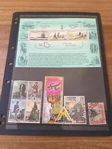 125th anniversary of Pitcairn Migration to Norfolk Island STAMPS Balgowlah Manly Area Preview