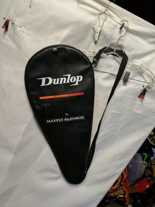 Dunlop Maxply McEnroe - Tennis Racquet Cover ONLY