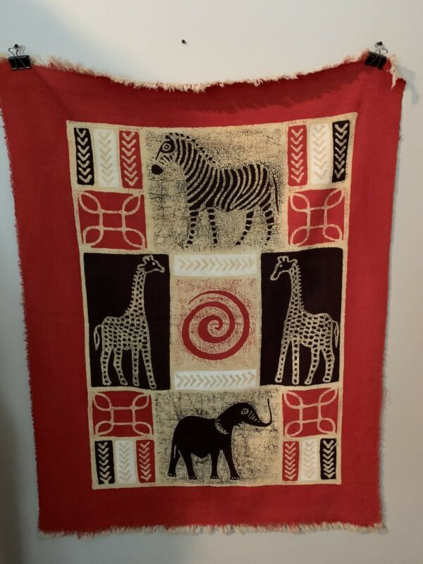 African (Zimbabwe) tapestry