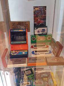 Wanted: Nintendo GAME & WATCHES Bundoora Banyule Area Preview