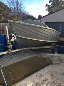 13ft tinny Penguin Central Coast Preview