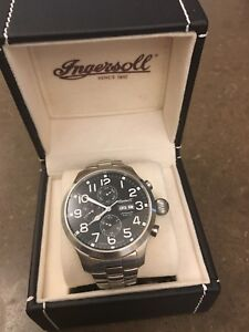 Ingersoll Geronimo IN1601BK Watch BNIB
