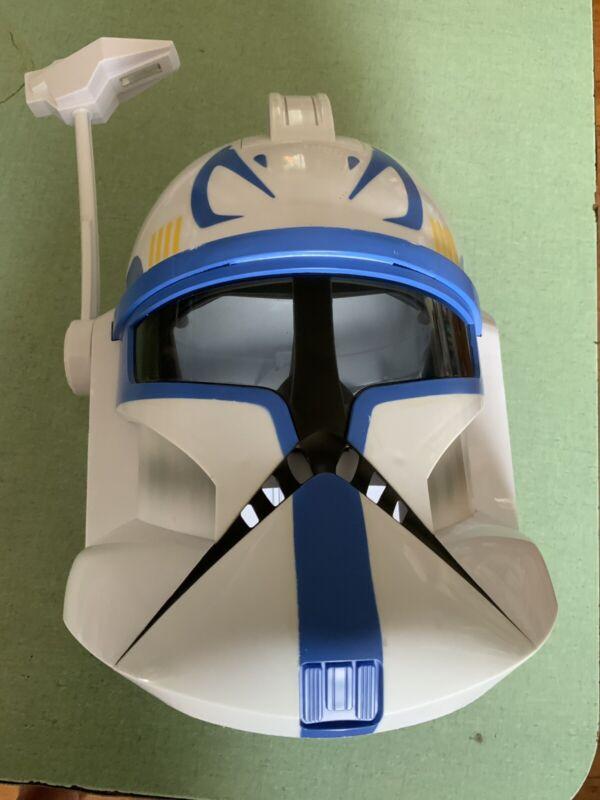 2008 Commander Rex helmet Star Wars