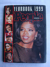 Yearbook 1999 People Weekly. People Books by Time Inc.