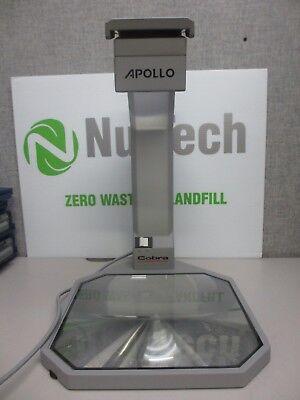 Apollo Cobra Vs 3000 Portable Reflective Overhead Projector W Case