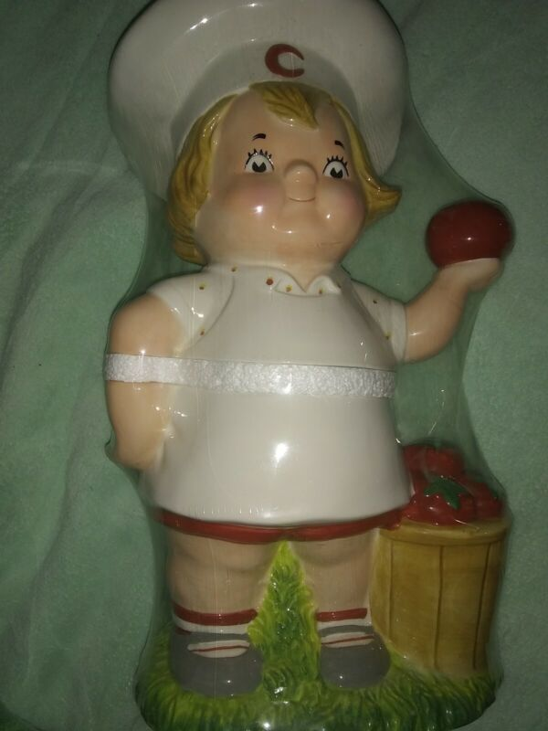 New in wrapping 2004 Collectable Cambells Soup Cookie Jar