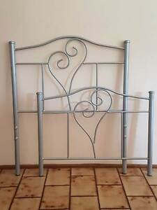 Bed Head and rails, no slats