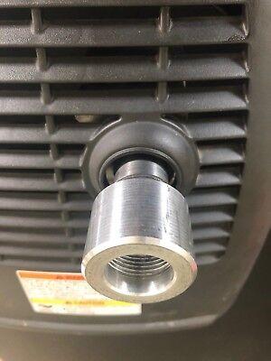 Honda Eu2000i Generator 1-12 Exhaust Extension No Hose
