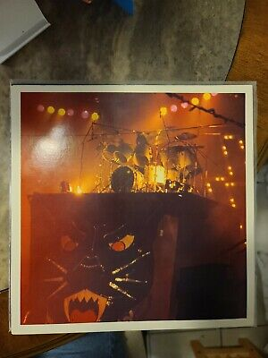 Rare KISS LP; Wicked Lester, Ace Frehley - Wicked Lester & Progeny Demo Sessions