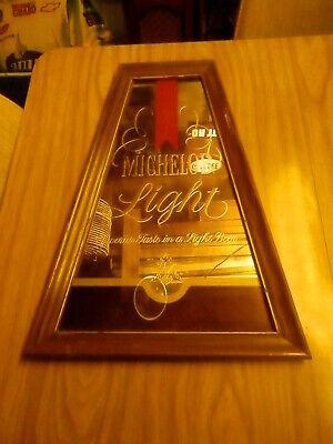 MICHELOB LIGHT MIRROR (Lite Mirror)
