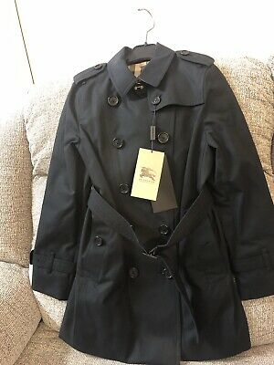 Burberry SANDRINGHAM Trench Coat 8Y RRP£550 For Girls Or Boys -Sale- 60% (Burberry Sale For Kids)