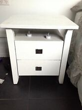 Shabby Chic Bedside Tables & Tallboy Runaway Bay Gold Coast North Preview