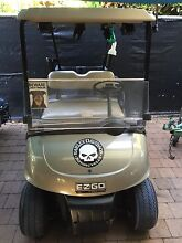 EZGO RXV Golf Cart Jingili Darwin City Preview