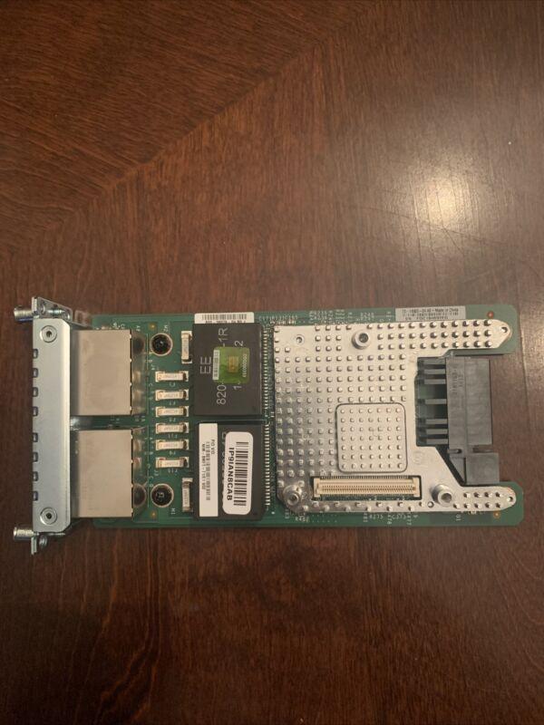Cisco 8 Port Multi-Flex Trunk NIM-8MFT-T1/E1 Clear Channel T1/E1 Module