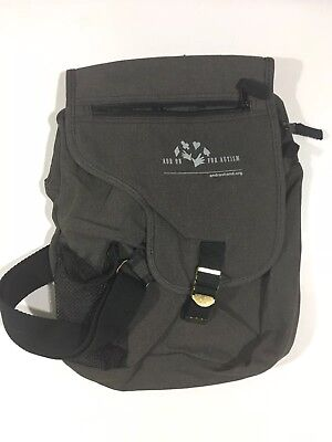 Gray Side Autism Backpack Bag - Autism Backpack