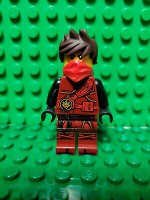 Lego Ninja Kai (LEGO Ninjago Kai Hands of Time Red Ninja Minifigure 70621)