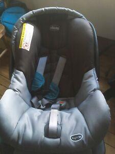 Banc bébé pour auto