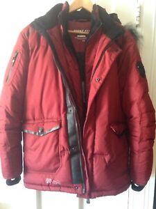 Manteau d'hiver Point Zero